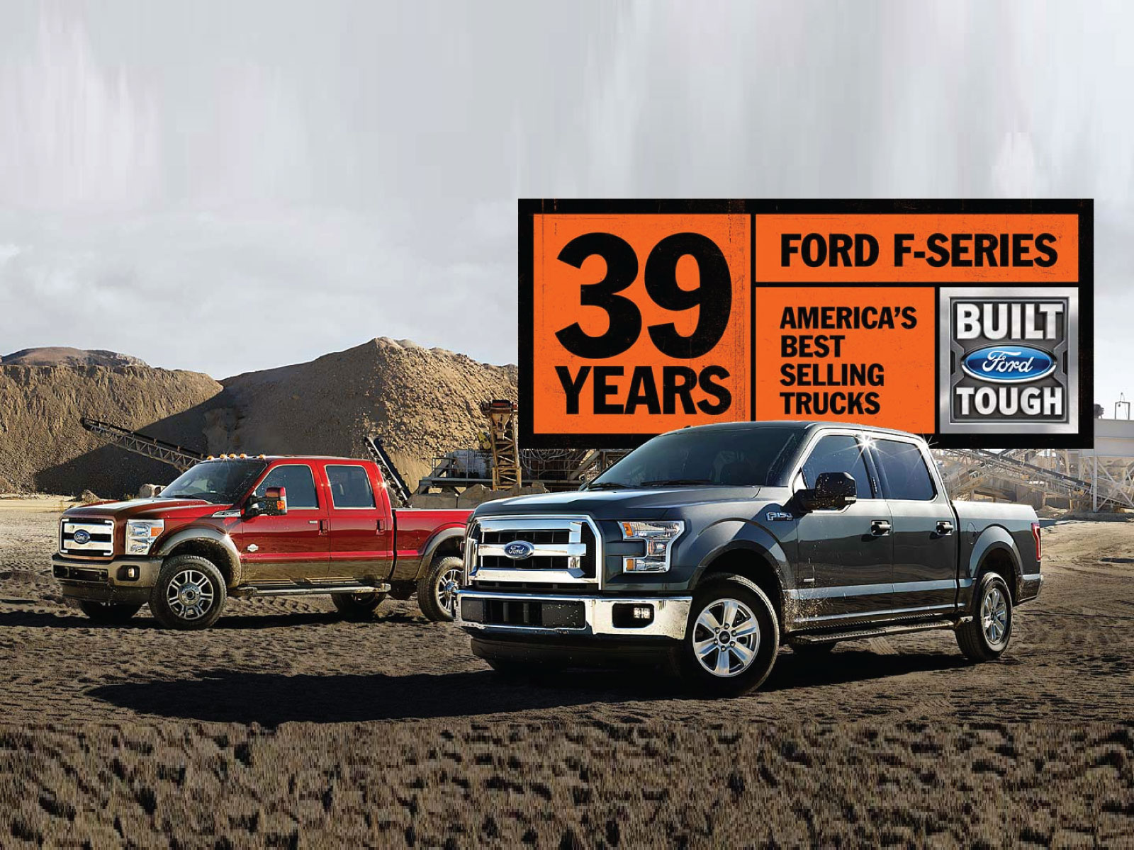 Buy a Ford F150