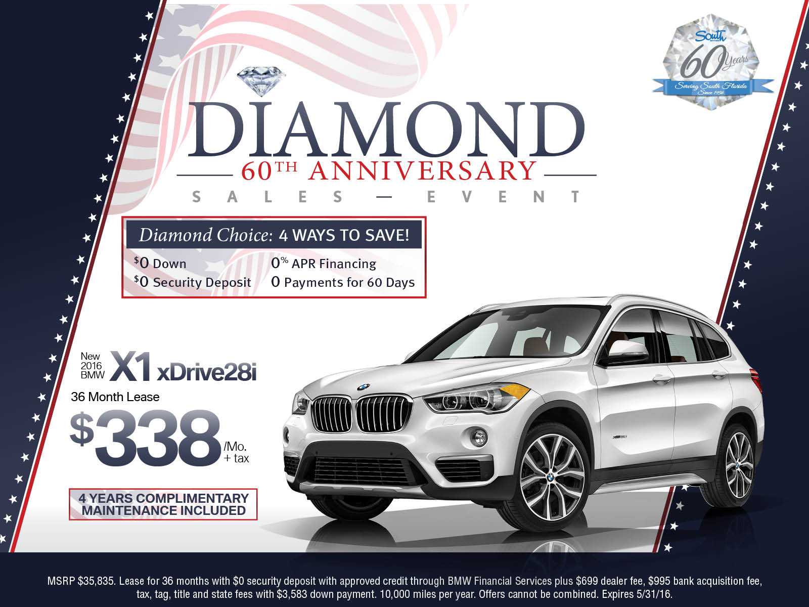 BMW X1 lease offer