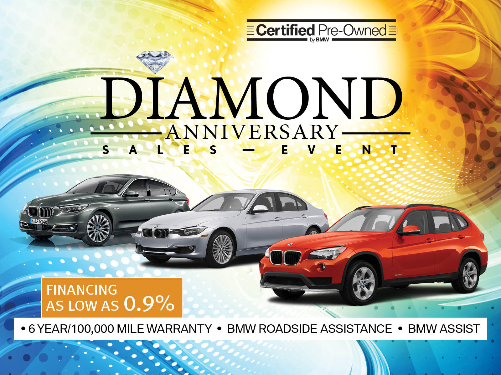 BMW certified pre-owned lease