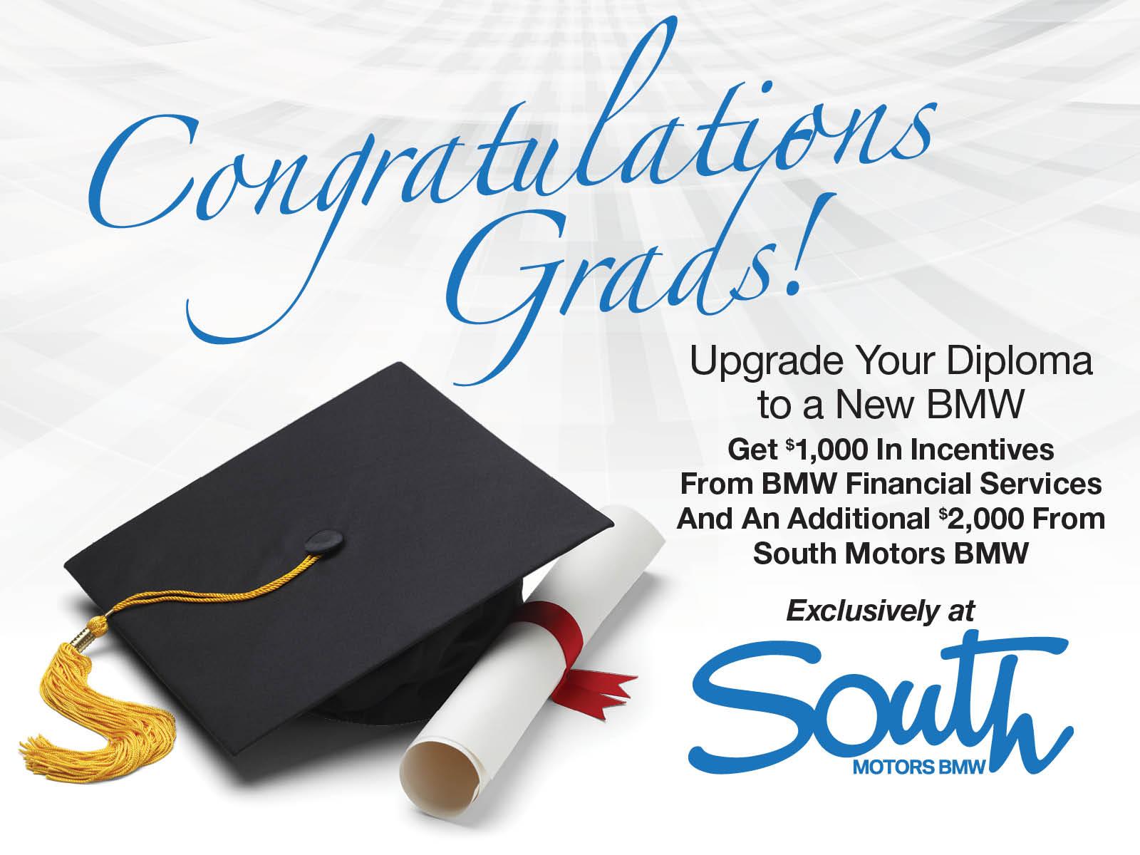 BMW Grad Program
