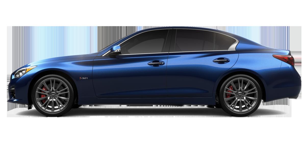 New 2017 INFINITI Q50 3.0T Red Sport 400hp