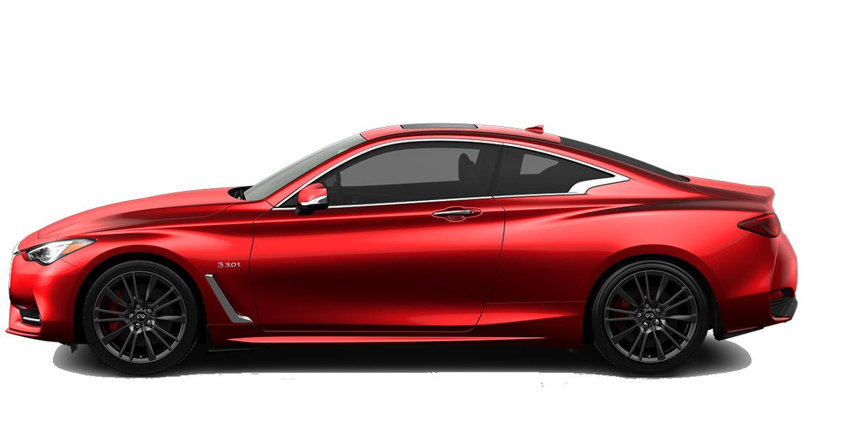 New 2017 INFINITI Q60 3.0T Red Sport 400hp