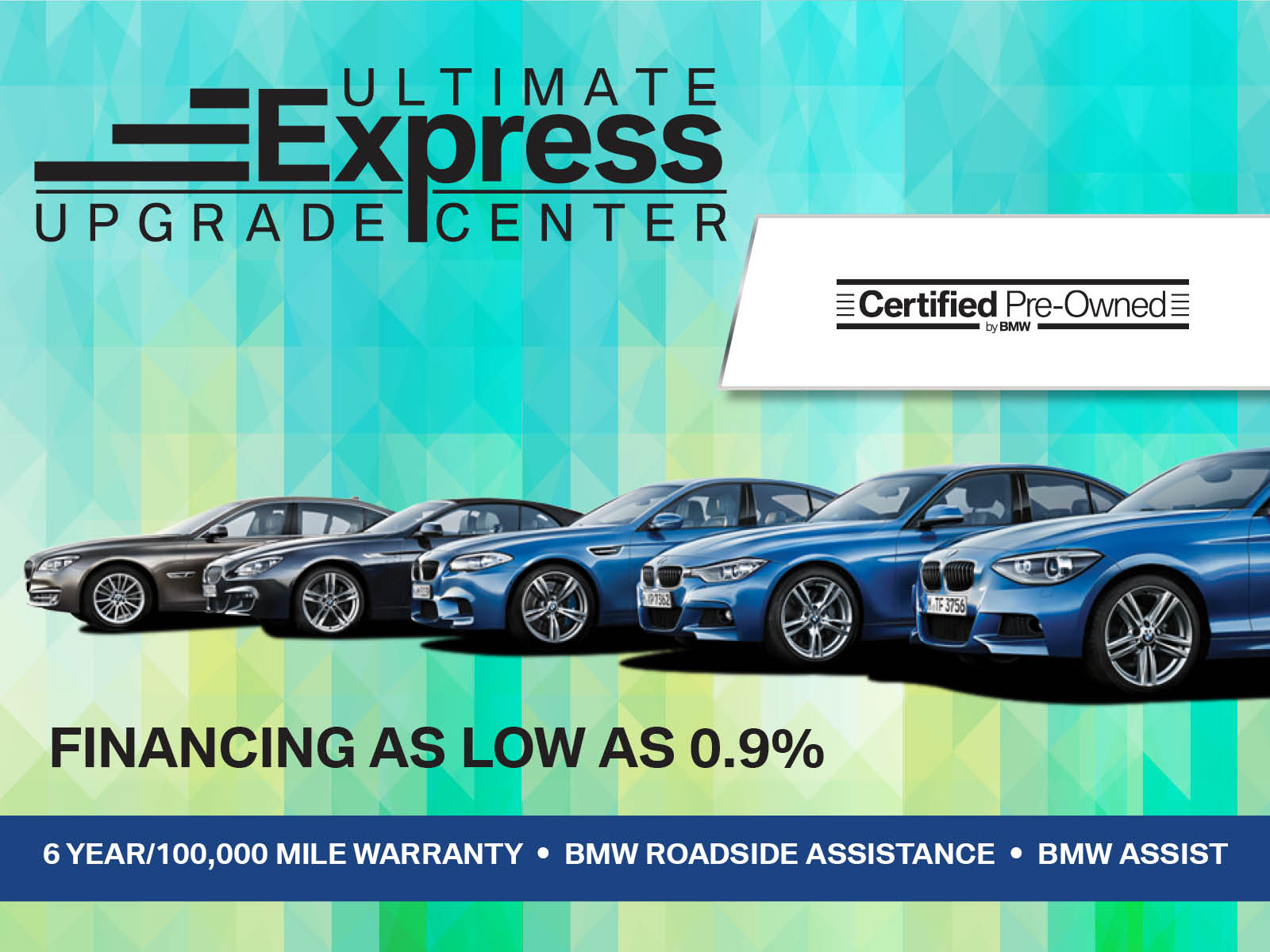 Certified Pre-Owned BMW in Miami FL