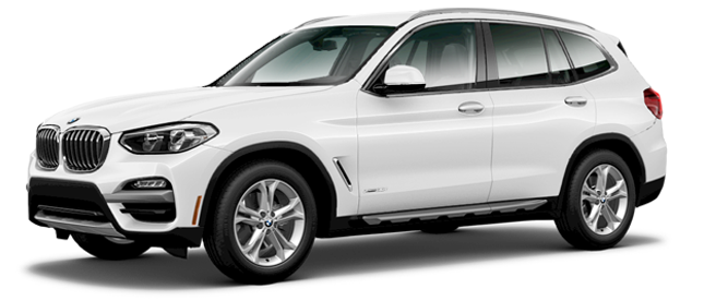 ALL-NEW 2018 BMW X3 xDrive30i