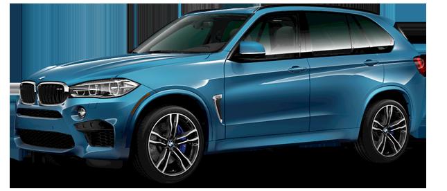 New 2018 BMW X5 M