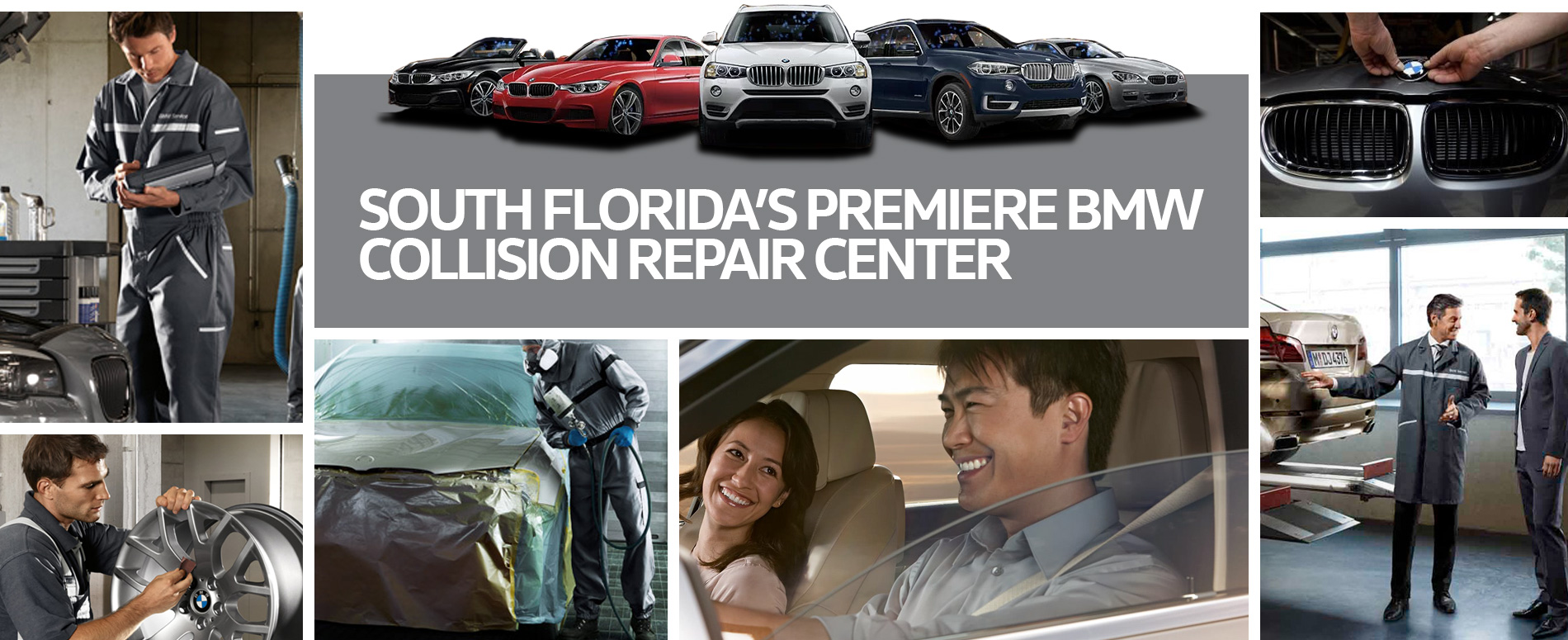 vista bmw body shop collision center