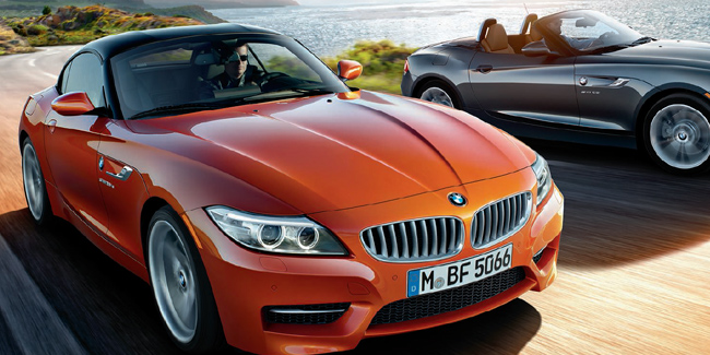 South Motors Bmw Z4 Lease Offers
