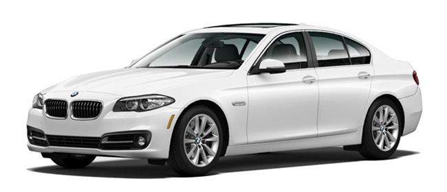 New 2016 BMW 535i Sedan