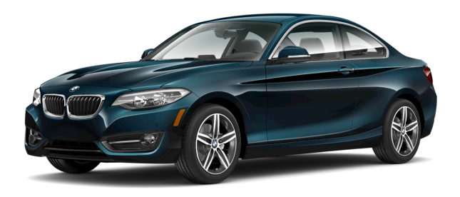 New 2017 BMW 230i Coupe
