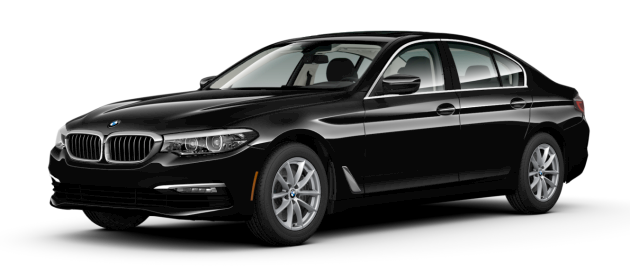 All-new 2017 BMW 530i Sedan