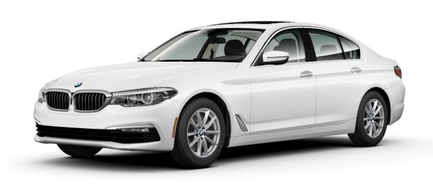 South Motors BMW 5 Series Lease Offers