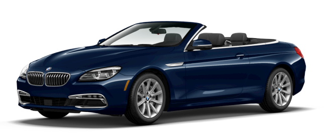 New 2017 BMW 640i Convertible