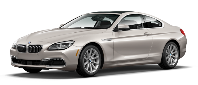New 2017 BMW 640i Coupe