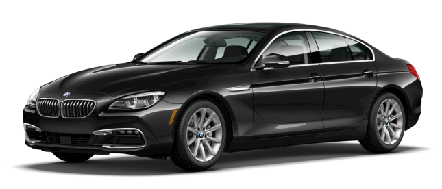 2017 BMW 650i Gran Coupe