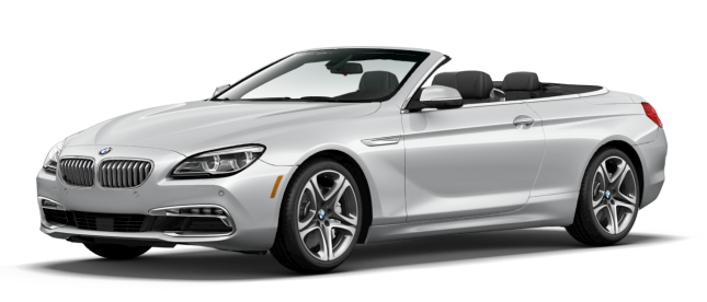New 2017 BMW 650i Convertible