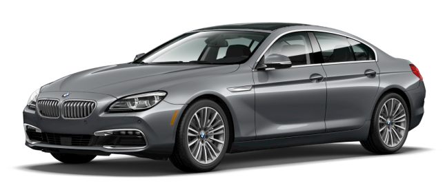 New 2017 BMW 650i Gran Coupe
