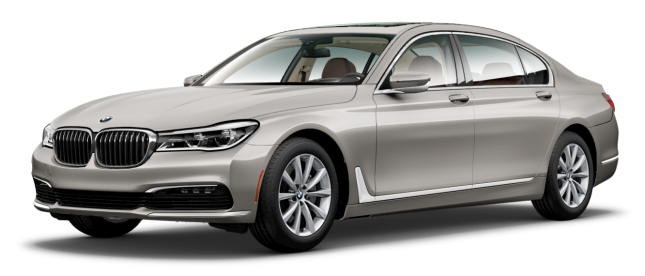 New 2017 BMW 750i xDrive Sedan