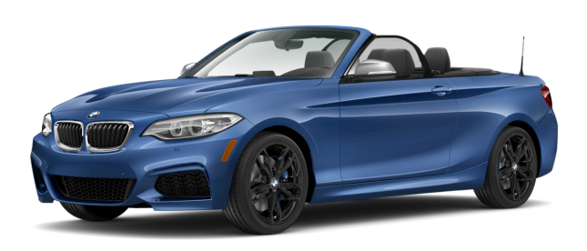New 2017 BMW M240i Convertible