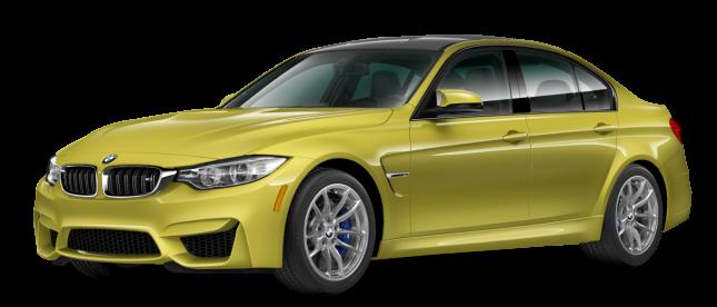 New 2017 BMW M3 Sedan