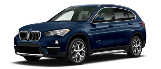 New 2017 BMW X1 sDrive28i
