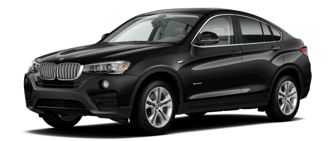 New 2017 BMW X4 xDrive28i