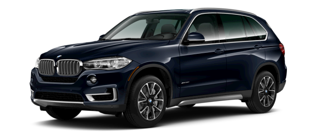 New 2017 BMW X5 xDrive50i