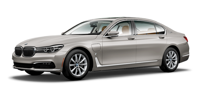 New 2018 BMW 740e xDrive iPerformance