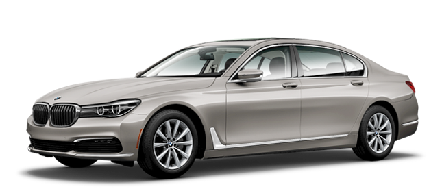 New 2018 BMW 740i Sedan
