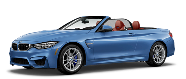 New 2018 BMW M4 Convertible