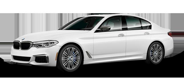 New 2018 BMW M550i xDrive Sedan