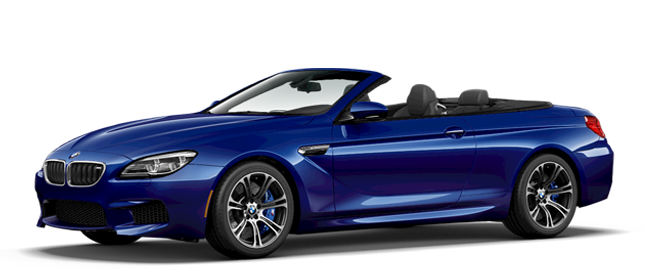 New 2018 BMW M6 Convertible