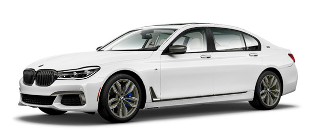New 2018 BMW M760i xDrive Sedan