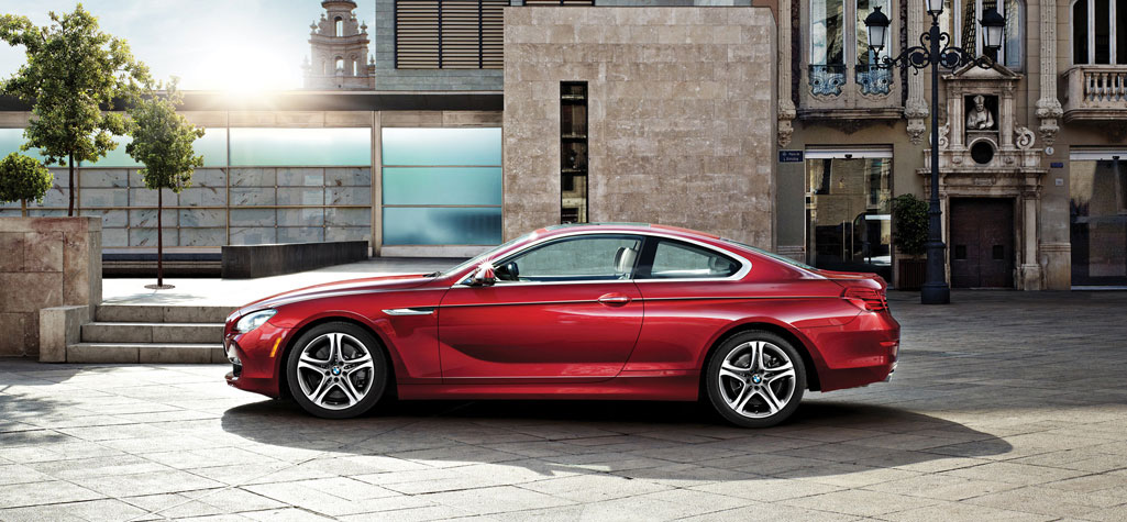 BMW 6 Series Gallery