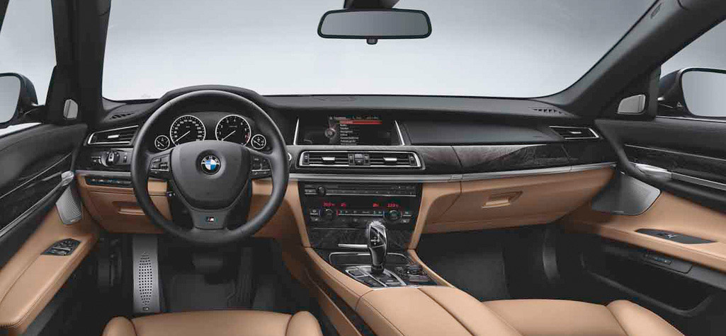 BMW 7 Series Gallery