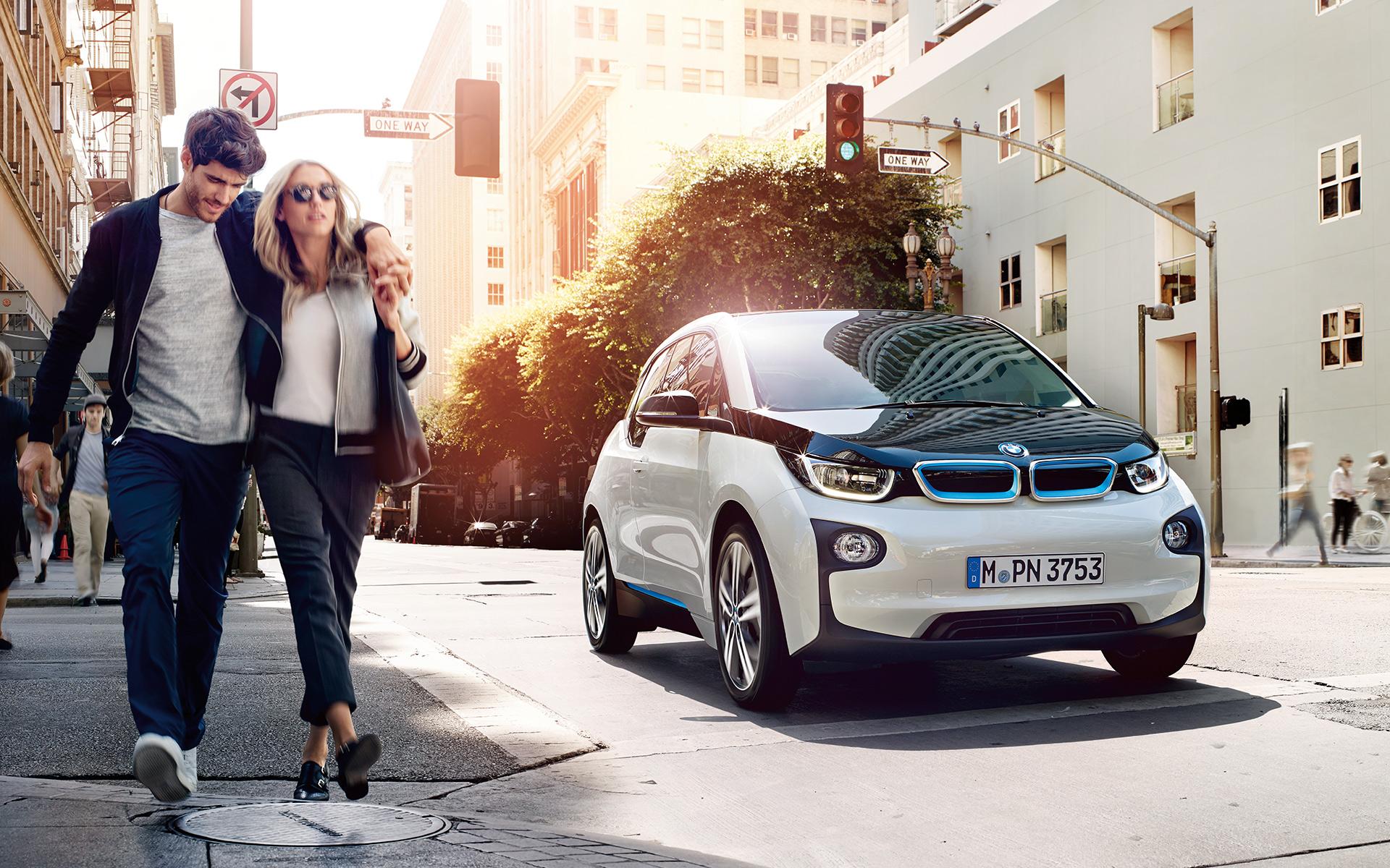 BMW i3 in Miami