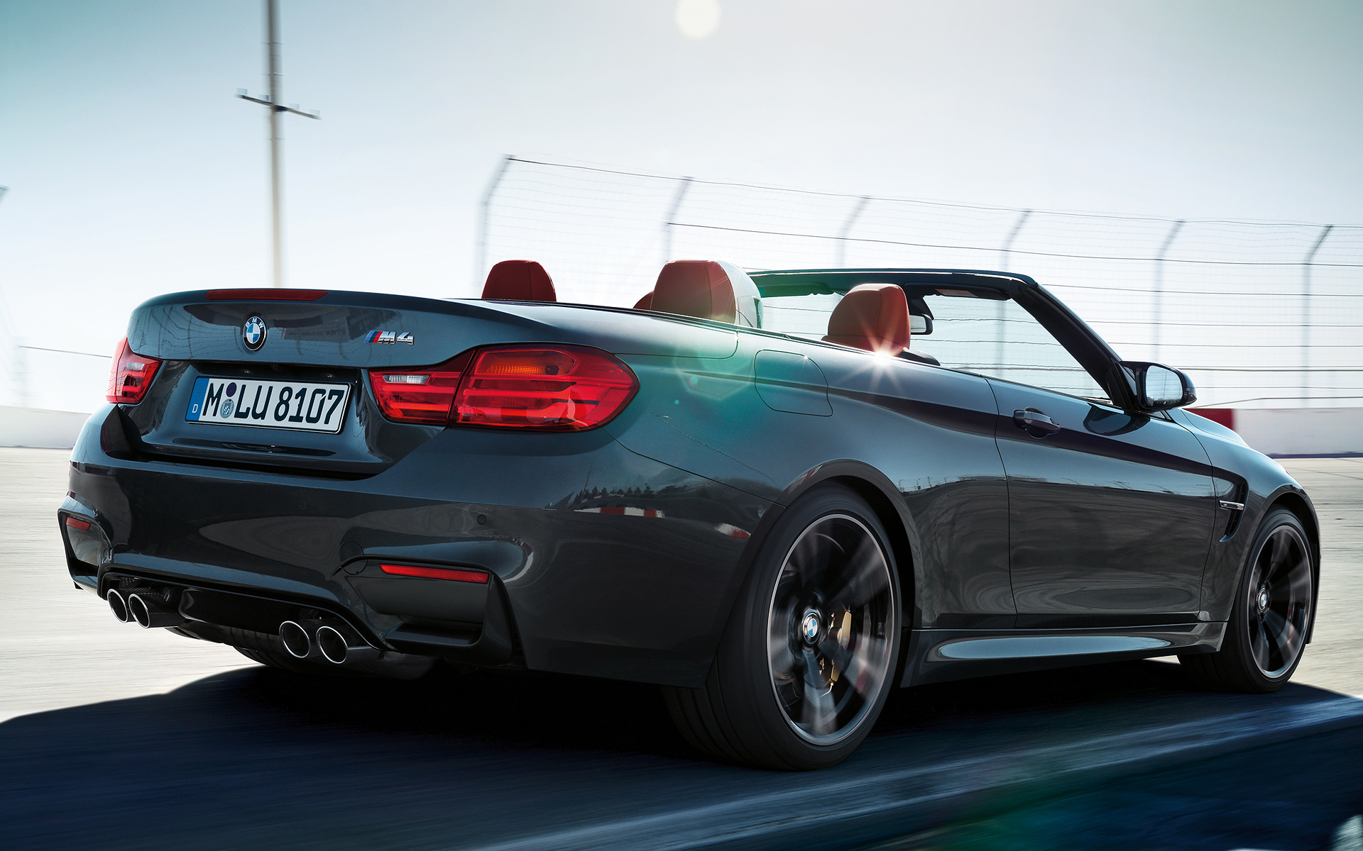 Bmw m4 convertible for sale miami 11