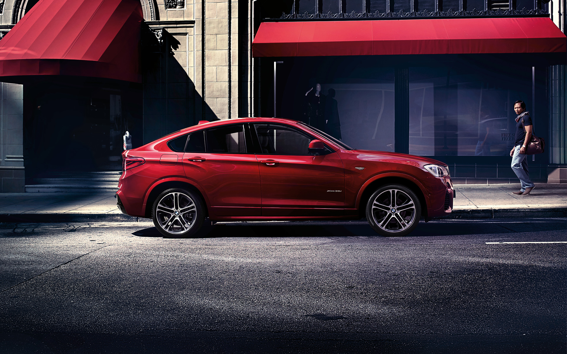 Bmw x4 promotional lease and finance offers available now