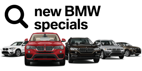 BMW new car inventory