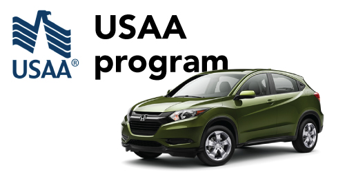 USAA purchase program