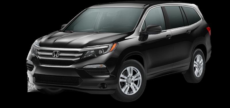 New 2017 Honda Pilot LX 2WD Automatic