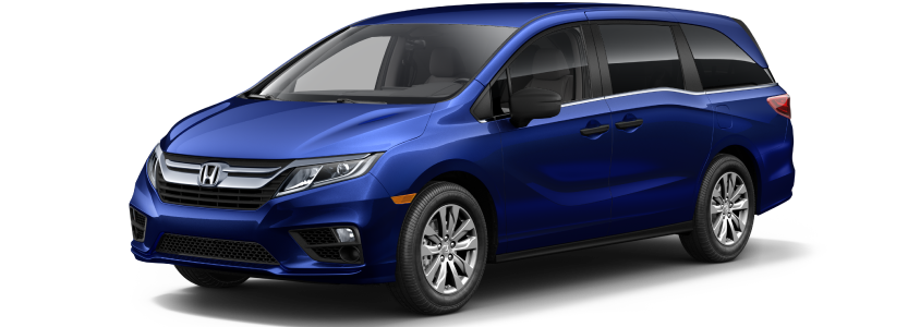 New 2018 Honda Odyssey LX Wagon Automatic