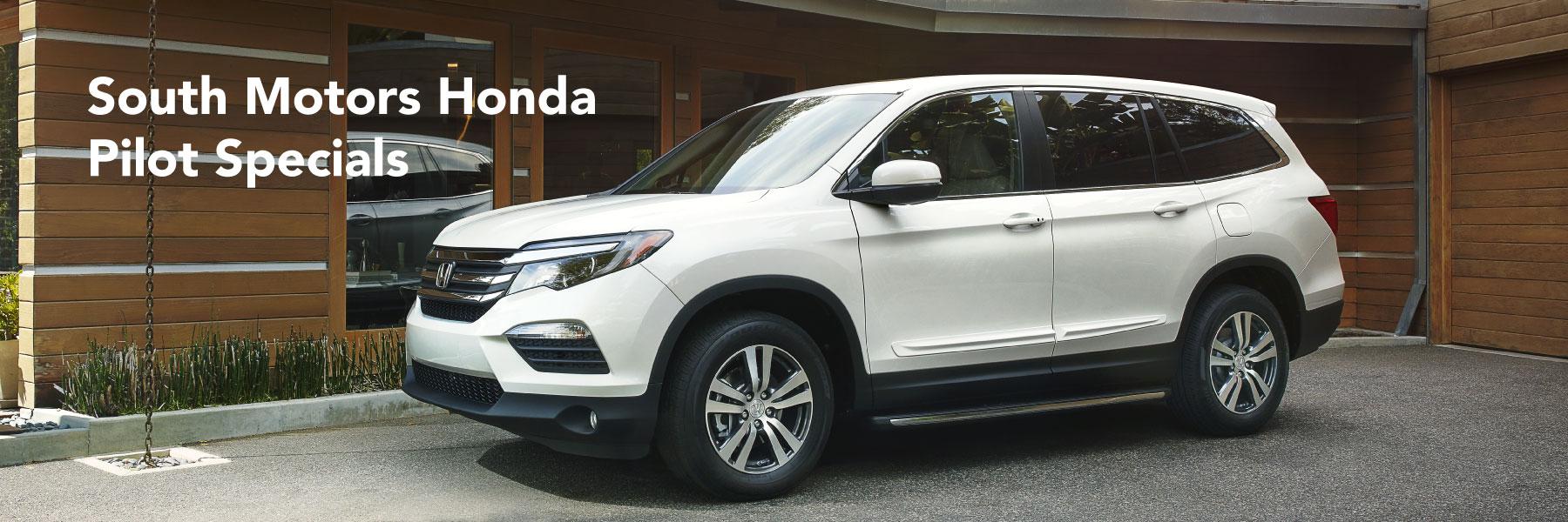 Honda pilot for South motors honda miami