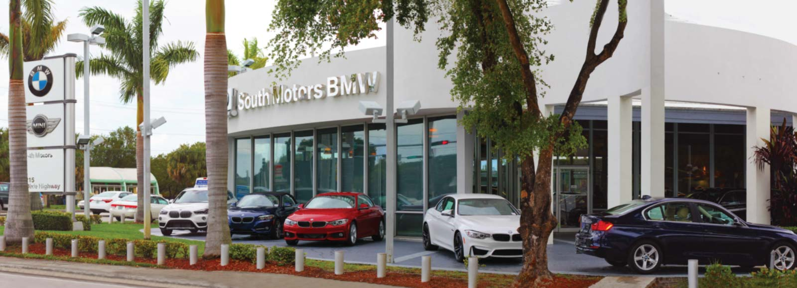 About South Motors Bmw In Miami