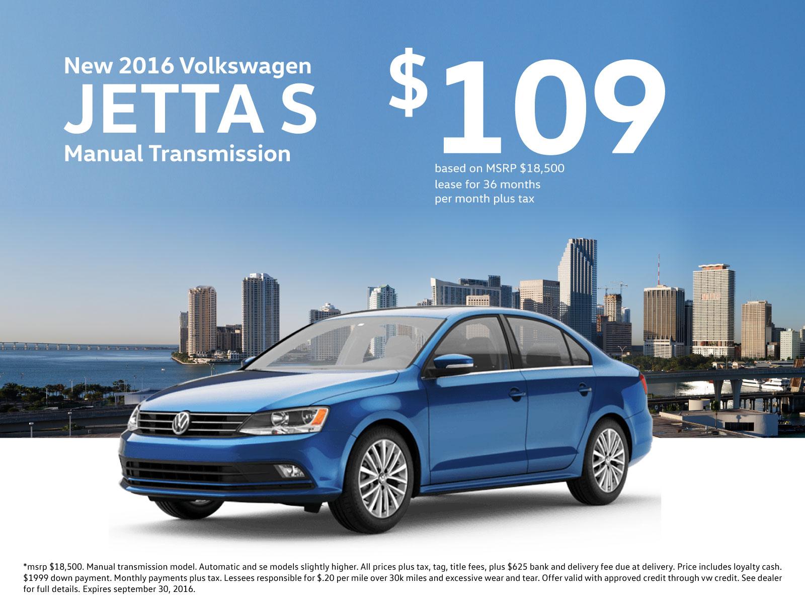 Volkswagen Specials in Miami