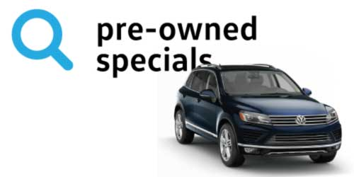 Used car specials in South Florida