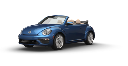 VW Beetle Convertible for sale in Miami