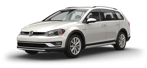 New 2017 Volkswagen Golf Alltrack S 4Motion Auto