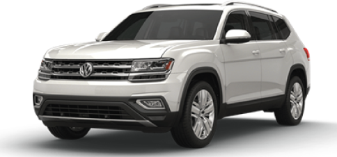 ALL-NEW 2018 Volkswagen Atlas S 3.6L V6 Auto
