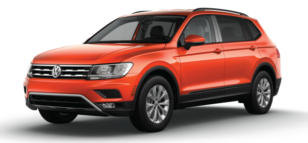 ALL-NEW 2018 Volkswagen Tiguan S Auto