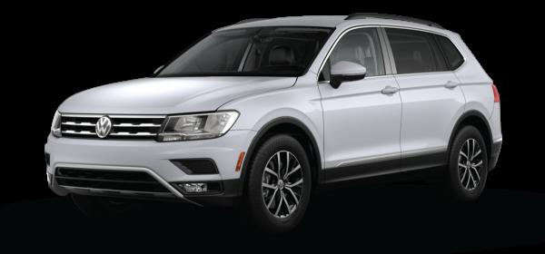 ALL-NEW 2018 Volkswagen Tiguan SE Long wheelbase